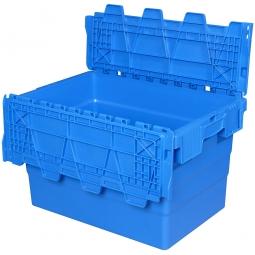 "ALC Klappdeckelbox ""Profi"", verplombbar, LxBxH 600x400x365 mm, 68 Liter"