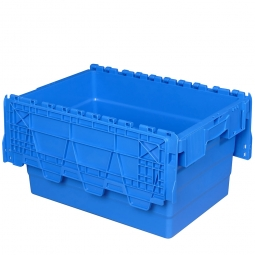 "ALC Klappdeckelbox ""Profi"", verplombbar, LxBxH 600x400x320 mm, 60 Liter"