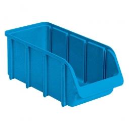 Sichtbox SOFTLINE SL 3L, blau, Inhalt 4,6 Liter, LxBxH 315/285x145x127 mm, Gewicht 235 g