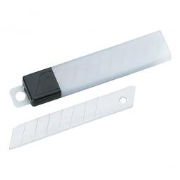 Ersatzklingen für Cutter 18 mm, (VE=12 Klingen)