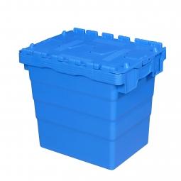 "ALC Klappdeckelbox ""Profi"", verplombbar, LxBxH 400x300x365 mm, 32 Liter"