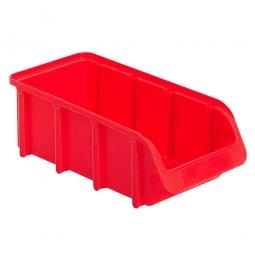 Sichtbox SOFTLINE SL 2L, rot, Inhalt 1,3 Liter, LxBxH 215/187x100x75 mm, Gewicht 80 g