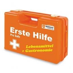 """Erste-Hilfe-Koffer """"Lebensmittel und Gastronomie"""", Inhalt nach DIN 13157 mit spezifischer Zusatzausstattung"""