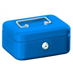 Geldkassette, blau, BxTxH 320x230x75 mm