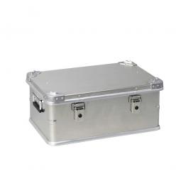 Alubox, Inhalt 42 Liter, LxBxH 580x385x250 mm, Gewicht 4,3 kg