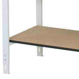 Ablageboden, BxH 1250x1000 mm, MDF 22 mm stark