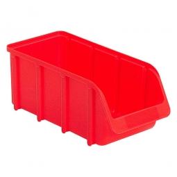 Sichtbox SOFTLINE SL 3L, rot, Inhalt 4,6 Liter, LxBxH 315/285x145x127 mm, Gewicht 235 g