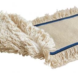 Baumwollmopp, 400 mm, Farbe weiß, Garnmischung 50% Baumwolle, 50% Polyester