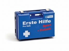 """Erste-Hilfe-Koffer """"Sport und Freizeit"""", Inhalt nach DIN 13157 mit spezifischer Zusatzausstattung"""