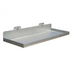 Ablageplatten, BxT 350x125 mm