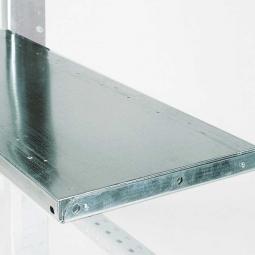 Fachboden für Kragarmregale, BxT 1300 x 600 mm, Tragkraft 70 kg