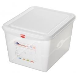 GN-Vorratsdose/Frischhaltebox GN1/1 mit Deckel, LxBxH 530 x 325 x 200 mm, 28 Liter