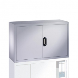 Aufsatzschrank, 2 Ordnerhöhen, HxBxT 790x1200x500 mm