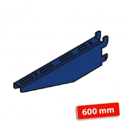Kragarm Nutztiefe: 600 mm, schwere Ausführung