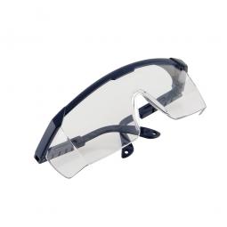 Schutzbrille nach EN 166 mit längenverstellbaren Bügeln