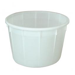 Rundbehälter, 350 Liter, Ø 940, Höhe 710 mm, weiß