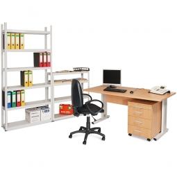 """5-teiliges Komplett-Büro """"EASY"""""""