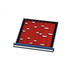 Muldenplatten, Für Schubladen mit Innenmaß 500x450 mm