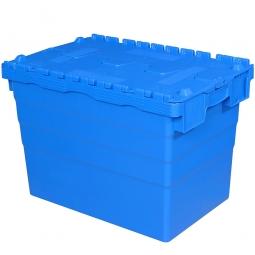 "ALC Klappdeckelbox ""Profi"", verplombbar, LxBxH 600x400x415 mm, 78 Liter"