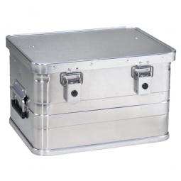Alubox, Inhalt 29 Liter, LxBxH 383x295x355 mm, Gewicht 2 kg
