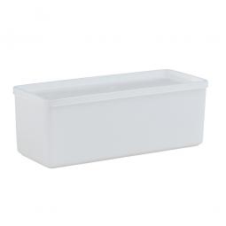 Vorratsbehälter mit dichtschließendem Deckel, 1,5 Liter, LxBxH 208 x 103 x 94 mm