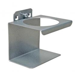 Halter für Runddosen, ØxB 70x100 mm